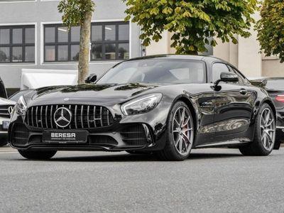 gebraucht Mercedes AMG GT R Designo Carbon Perf. Sitze Burmester