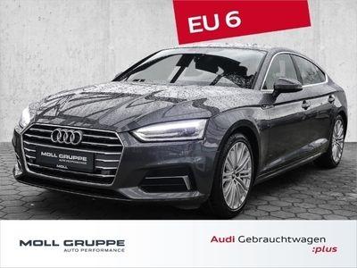 gebraucht Audi A5 Sportback S line 35 TDI Sport s tronic NAVI AHK