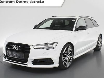 gebraucht Audi A6 Avant 3.0 TDI qu. S line competition 20Zoll LED Pano Leder Navi Parkassist PhoneBox 20Zoll tiptro