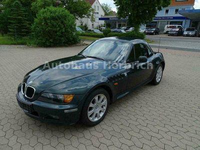 gebraucht BMW Z3 Roadster 1.9/1.Hand/Klima/Sitzheizung/Hardtop