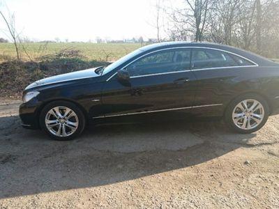 gebraucht Mercedes 350 CDI Coupe Garantie 19 Zoll AMG Felgen