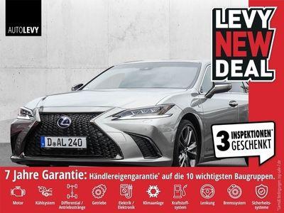 gebraucht Lexus ES300 h F-SPORT Head-Up*Mark-Levinson*Matrix-LED