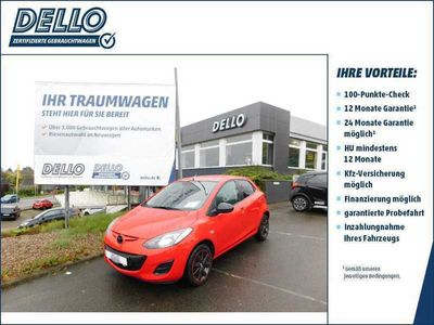 gebraucht Mazda 2 Iro 1.3 75 Klima LM-Felgen