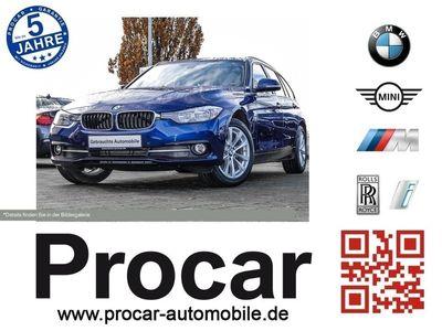 gebraucht BMW 320 d xDrive Touring Sport Line Navi Business PDC