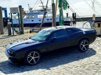 gebraucht Dodge Challenger SRT8 HEMI 6.1 Automatik V8 - CARFAX
