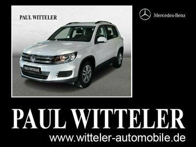 gebraucht VW Tiguan 2.0 TDI BMT Trend&Fun AHK/LM/Sitzhzg BC