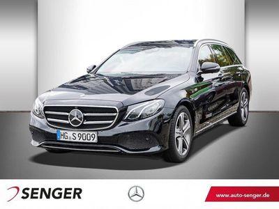 gebraucht Mercedes E350 T-Modell AVANTGARDE 360°Kam COMAND LED