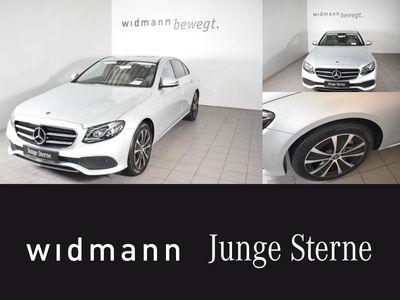 gebraucht Mercedes E300 Limousine Avantgarde*Comand*360°*LED