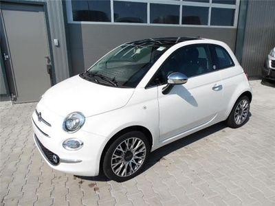 gebraucht Fiat 500 1.2 Mirror 8V Sky Dome, Klimaauto., PDC, Alu uvm