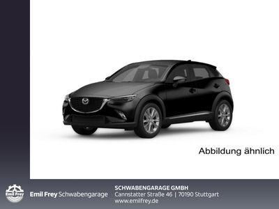 gebraucht Mazda CX-3 SKYACTIV-G 121 FWD ADVANTAGE 89 kW 5-türig