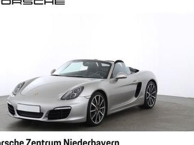 gebraucht Porsche Boxster (981) S | Sportabgasanlage |