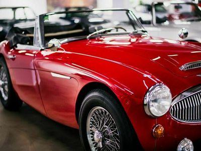 gebraucht Austin Healey 3000 MK III * sofort Rallye geeignet* als Cabrio/Roadster in Schweinfurt