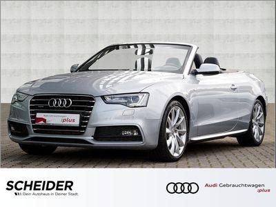 gebraucht Audi A5 Cabriolet 2.0 TFSI qu 2 x S line Navi Klima Xenon