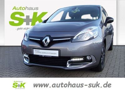 gebraucht Renault Scénic BOSE Edition ENERGY TCe 130 *Panoramadach