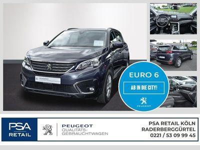 gebraucht Peugeot 5008 Active BlueHDi 130 EAT8 Aut. 7-SITZER NAVI PDC