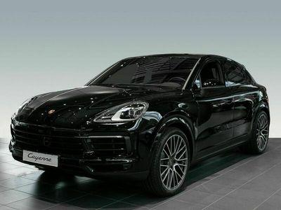 gebraucht Porsche Cayenne Coupe
