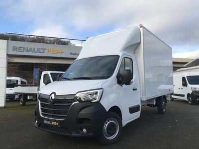 gebraucht Renault Master Kofferaufbau L3H1 3,5t DCi 169 20m³