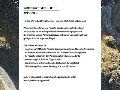 gebraucht Porsche Cayenne Massagesitze
