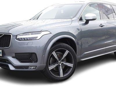 gebraucht Volvo XC90 XC90D4 2WD R-Design Bluetooth Navi LED Klima