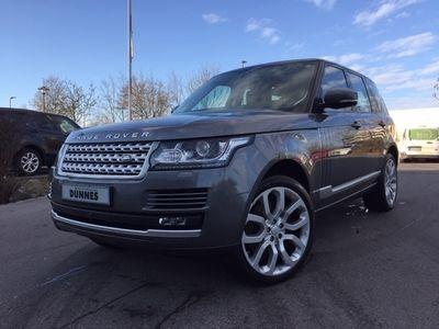 gebraucht Land Rover Range Rover SDV8 Vogue *ACC/AHK'*