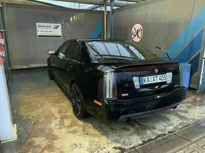 gebraucht Cadillac STS Performance 3.6l als Limousine in Karlsruhe