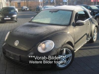 gebraucht VW Beetle Cabriolet 1.2 TSI SHZG GRA LM-Felgen CompositionCo