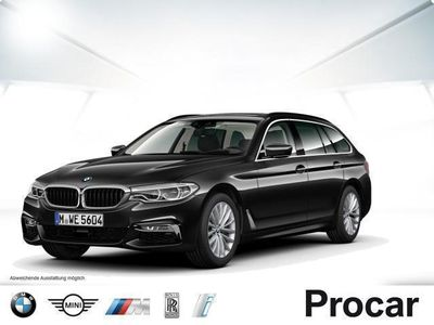 used BMW 530 d xDrive Touring Luxury Line