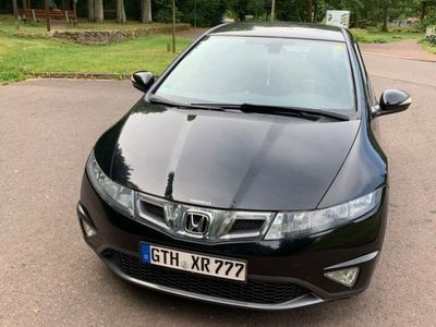 gebraucht Honda Civic 1.8i-VTEC Sport