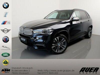 gebraucht BMW X5 M50d SUV (Navi Leder HUD Kurvenl. M-Sport)