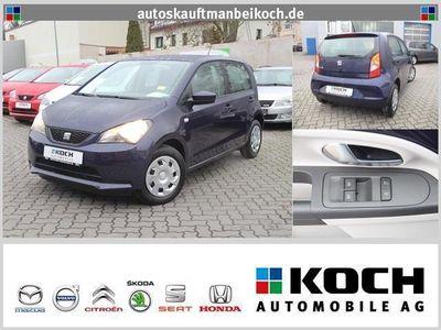 gebraucht Seat Mii 5 Türer 1.0 Style Klima Sitzheizung Radio/CD (el.