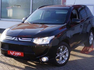 gebraucht Mitsubishi Outlander 2.2 DI-D Instyle 4WD Xenon Navi SHZ Le