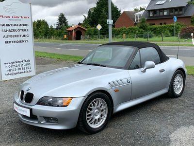 gebraucht BMW Z3 1.8i TÜV NEU 119.352 KM Leder