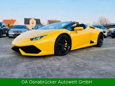 gebraucht Lamborghini Huracán Huracán SpyderLift Sensonum DAB MwSt. als Cabrio/Roadster in Georgsmarienhütte
