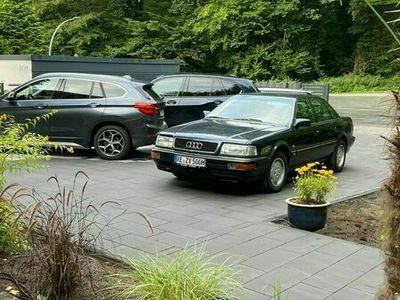 gebraucht Audi V8 quattro - D 11 - H-Kennzeichen