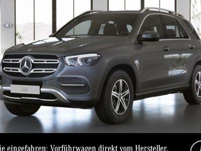 gebraucht Mercedes GLE350 d 4M LED AHK Kamera Spurhalt-Ass Totwinkel