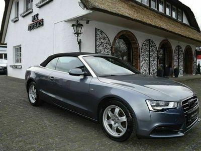gebraucht Audi A5 Cabriolet 2.0 TDI **Navi*S-Line*Scheckheft**