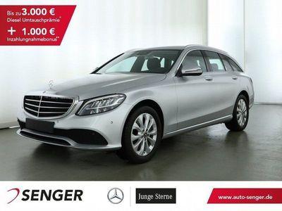 gebraucht Mercedes C200 C 200T