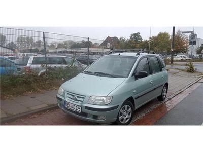gebraucht Hyundai Matrix 1.5 CRDi GLS