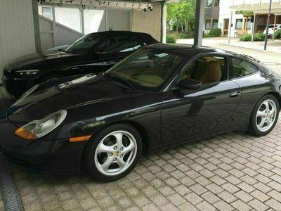 gebraucht Porsche 911 Carrera 996 C2 3.4L Tiptronic ...