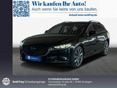 gebraucht Mazda 6 Kombi Drive i-ELOOP AWD Sports-Line