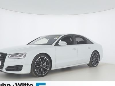 gebraucht Audi S8 plus 4.0 TFSI quattro Optikpaket Schwarz *Hea