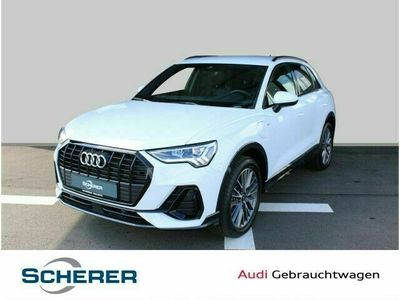 gebraucht Audi Q3 45 TFSIe S-Line,S-tronic,MMI Navigation Plus,LED,Sound System