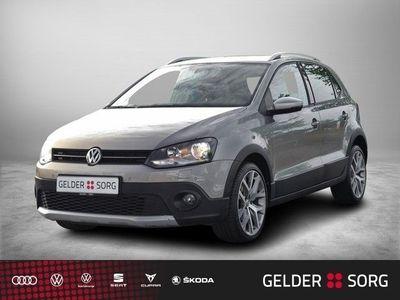 gebraucht VW Polo Cross 1.2 TSI Navi*SHZ*PDC