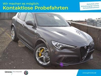 gebraucht Alfa Romeo Stelvio Quadrifoglio Q4 2.9 V6 Bi-turboAssistenz-Paket 2