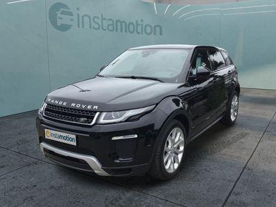 gebraucht Land Rover Range Rover evoque Range Rover Evoque 230 SD4 SE Dynamic StartStopp