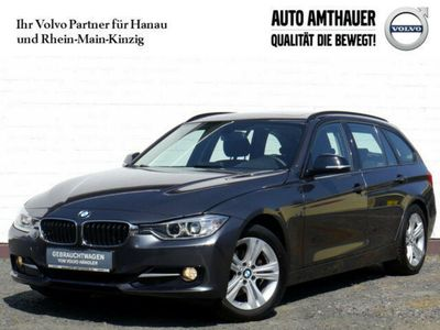 gebraucht BMW 318 d Touring Sport Line Navi, Xenon, Panoramad.