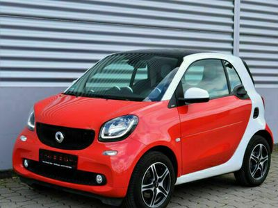 gebraucht Smart ForTwo Coupé fortwo/orig.26300km/Panorama/Sitzheiz./Tempomat