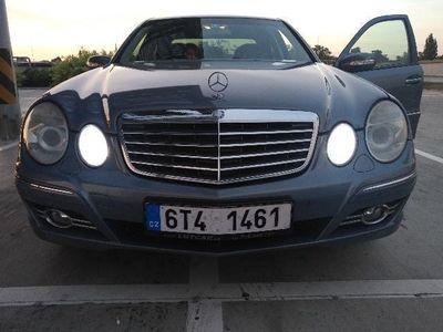 second-hand Mercedes E350 4Matic Automatik Elegance +Lpg