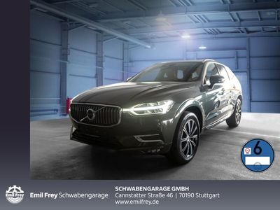 gebraucht Volvo XC60 D5 AWD Geartronic Inscription AHK LED Leder