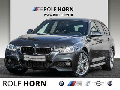 gebraucht BMW 340 i xDrive Touring M Sportpaket Autom. AHK Ledr